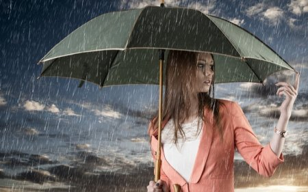 И о погоде на выходные: неужто дождь?!