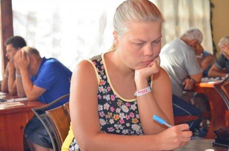 Бразильские шашки в Приднестровье