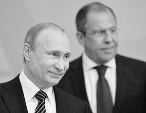 Россияне назвали политиков года