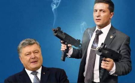 Зеленский лидирует в президентском рейтинге Украины