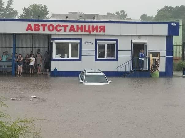 Потоп в Тирасполе