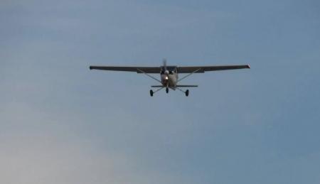 Пропавший самолет: что говорят в Пограничной полиции РМ