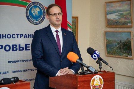 Глава МИД ПМР: Действия Молдовы не находят рационального объяснения