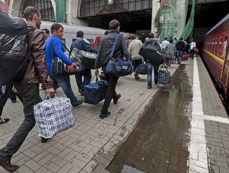 Российские власти предупредили граждан Молдовы, незаконно находящихся на российской территории