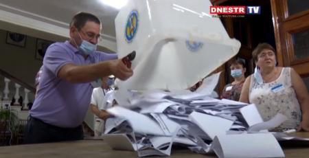Ветер перемен. В Молдове будет новый Парламент