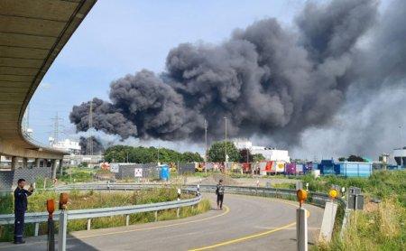 В Германии произошел взрыв на химзаводе Bayer