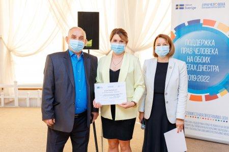 Улучшение инфраструктурной доступности в Слободзейском районе